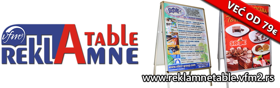 Promotivne reklamne table